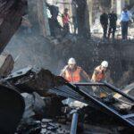 المتحدث باسم «داخلية غزة» يكشف لـ«الغد» تداعيات انفجار سوق الزواية