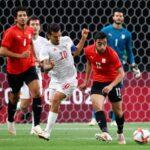 مصر تتعادل سلبيًا مع إسبانيا في أولمبياد طوكيو