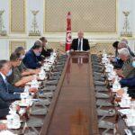 الرئيس التونسي يعقد اجتماعا طارئا بقصر قرطاج