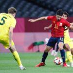 كرة قدم.. إسبانيا تفوز على أستراليا بهدف نظيف
