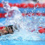 السباح التونسي أحمد الحفناوي يفشل في التأهل لنهائي 800 متر