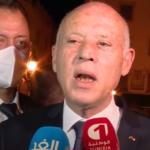 ردا على اتهامات زائفة.. مراسلنا يكشف كواليس لقاء الرئيس التونسي