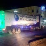100 ألف لتر أكسجين تدخل ليبيا بالتنسيق مع مصر