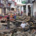 خسائر فادحة بالسكك الحديدية في ألمانيا جراء الفيضانات
