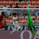 قطر تتعادل مع بنما في بطولة الكأس الذهبية