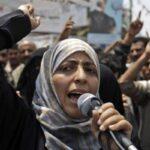 ثورة على مواقع التواصل الاجتماعي ضد توكل كرمان