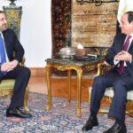 لقاء «السيسي ـ الحريري» يحسم ملف تشكيل الحكومة اللبنانية