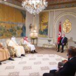 وزير الخارجية السعودي: نجدد موقفنا الداعم لأمن واستقرار تونس