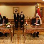 النائب العام المصري يستقبل نظيره الليبي بالقاهرة