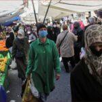 استمرار معدل الإصابة اليومي بكورونا فوق 22 ألف حالة في تركيا