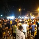 مقتل شخص خلال احتجاجات في محافظة لورستان بغرب إيران