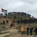 إصابة 22 فلسطينيا برصاص الاحتلال في بلدة بيتا جنوب نابلس
