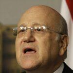 نجيب ميقاتي الأقرب لتشكيل الحكومة اللبنانية