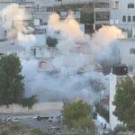 الاحتلال يفجر منزل الأسير منتصر شلبي شمال رام الله