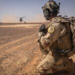 فرنسا تستأنف العمليات العسكرية المشتركة مع مالي