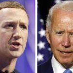 فيسبوك ترد: بايدن يتحدث عن الوباء ضدنا دون دليل