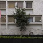هجوم بالمولوتوف على سفارة كوبا في باريس