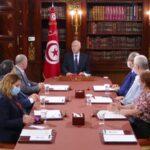 سعيد يدعو التونسيين للالتزام بالهدوء وعدم الاستجابة لاستفزازات