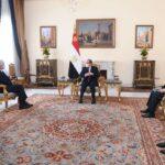 مصر وأمريكا تبحثان تطورات الأوضاع في أفغانستان
