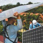 الطاقة الشمسية تشكل 40% من الكهرباء في أمريكا بحلول 2035