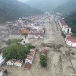 ارتفاع عدد قتلى الفيضانات في تركيا إلى 44 شخصا