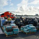 حرب المخدرات تتمدد في البحر