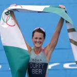 دافي تفوز ببطولة العالم للثلاثي بعد الذهبية الأولمبية