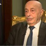 عقيلة صالح لـ«الغد»: مجلس الدولة يكرس للفوضى السياسية في ليبيا