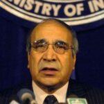 اختيار وزير الداخلية السابق لرئاسة حكومة مؤقتة في أفغانستان