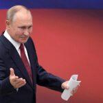 بوتين: الوضع في أفغانستان يؤثر على أمن روسيا