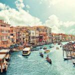 التغير المناخي يهدد الإرث التاريخي لمدينة البندقية الإيطالية