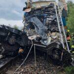 قتيلان و40 مصابا في تصادم قطارين بجمهورية التشيك