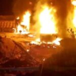 الجيش اللبناني يباشر التحقيقات للوقوف على ملابسات انفجار عكار