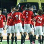 تعديل موعد مباراة مصر وأنجولا بتصفيات كأس العالم