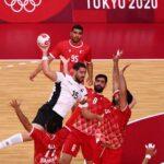 مواجهتان قويتان ليد مصر والبحرين في ربع نهائي أولمبياد طوكيو