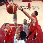 الأرجنتين تهزم اليابان وتبلغ دور الثمانية في منافسات السلة للرجال