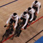 ألمانيا تحطم الرقم القياسي العالمي في سباق المطاردة للفرق