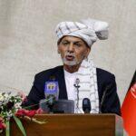 الرئيس الأفغاني: نجري مشاورات سريعة لوقف الحرب