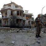 إصابة مدنيين في انفجار قرب منشأة دفاعية أفغانية في كابول