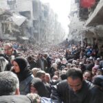 ألمانيا تعتقل سوريا يشتبه أنه وراء إطلاق قذيفة على مخيم للاجئين