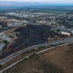 طائرات حربية إسرائيلية تقصف مواقع جنوبي لبنان