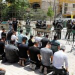 لحمايته من التهويد.. الفلسطينيون يتوافدون للصلاة بالحرم الإبراهيمي