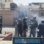 الاحتلال يعترض مسيرة تضامنية لأعضاء بالكنيست ضد الاستيطان