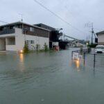 قتيلة ومفقودان باليابان مع هطول أمطار غزيرة