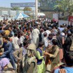 تسارع وتيرة رحلات الإجلاء من أفغانستان وطالبان تتعهد بالسلام