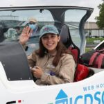 شابة عمرها 19 عاما تطمح لتسجيل رقم قياسي في الطيران وحدها حول العالم