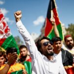 «حياة الأفغان مهمة».. مظاهرة ضد طالبان في باريس