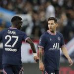 ميسي يغيب عن مباراة سان جيرمان ومونبلييه بدوري فرنسا
