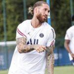 الإصابة تبعد راموس عن المشاركة في المباريات مع باريس سان جيرمان