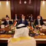العراق يؤكد عزمه بحث الملفات العالقة مع الكويت